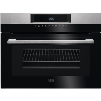 AEG CombiQuick - Compact Microwave/Multifunction Oven KMK761000M